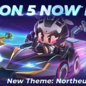 KartRider Rush+ Receieved The Season 5 Update This Week