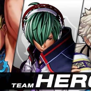The King Of Fighters XV Releases Three Character Trailers