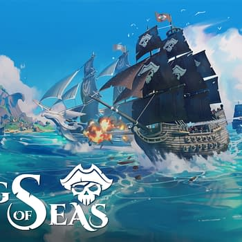 Action RPG King Of Seas Will Launch In Mid-February
