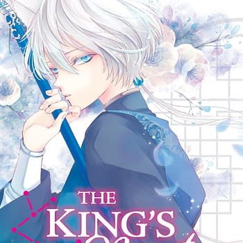 The Kings Beast: Viz Media Launches Sequel to Dawn of the Arcana