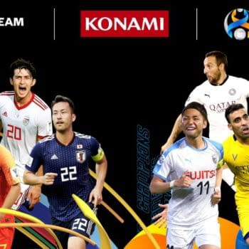 Konami Expands Rights To Asian Football Confederation For PES 2021