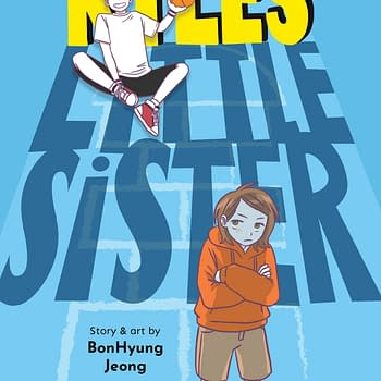Kyles Little Sister: JYs New Graphic Novel About Sibling Rivalry