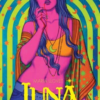 Maria Llovet's Luna #1 FOCs Higher Than Heartbeat AND Faithless