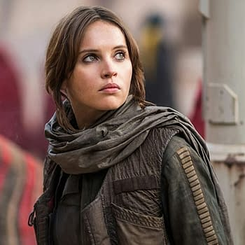 Rogue One: Felicity Jones Reflects Shooting Grim Star Wars Ending