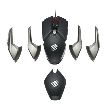Mad Catz Reveals The B.A.T. 6+ Gaming Mouse For CES 2021