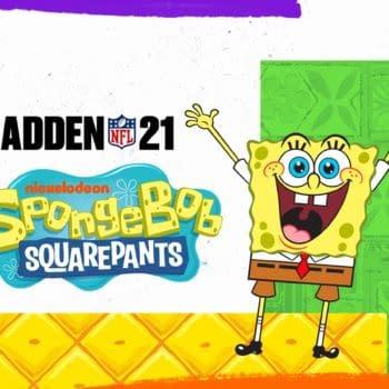 SpongeBob SquarePants Has Been Added To Madden NFL 21