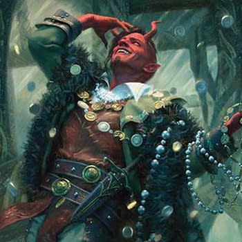 Magic: The Gathering Releases The Kaldheim Cinematic Trailer