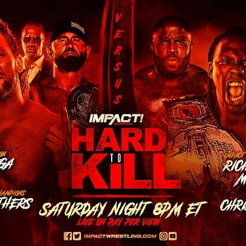 Impact Makes Last Minute Change to Hard to Kill Main Event