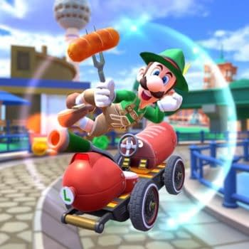 Mario Kart Tour Kicks Off A New Berlin-Themed Tour