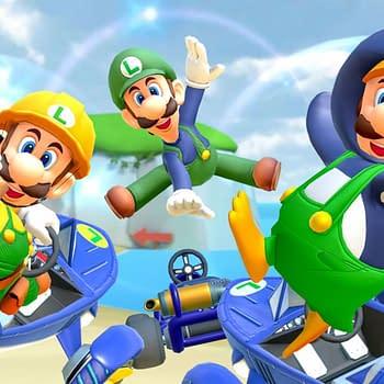 Mario Kart Tour Kicks Off A New Berlin-Themed Tour