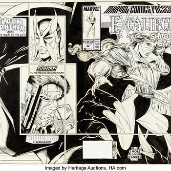 An Underrated Todd McFarlane Cover From Marvel Is On Auction Right Now