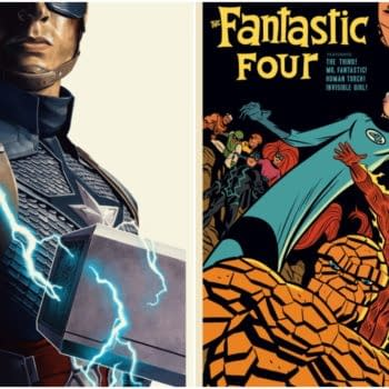Mondo Selling New Captain America, Fantastic Four Posters Tomorrow