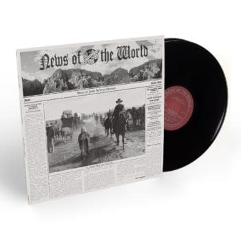 Mondo Music Release Of The Week: News Of The World Soundtrack
