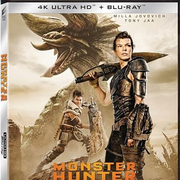 Monster Hunter Hits 4K Blu-ray On March 2nd