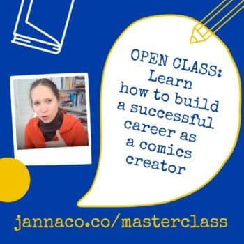 Janna Morishima To Tell Us How to Build a Career as a Comics Creator