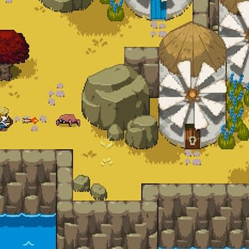 Ocean's Heart Will Be Coming To Steam On January 21st