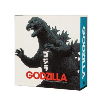 Godzilla: The Showa Era Soundtracks Set On Order At Waxwork Records