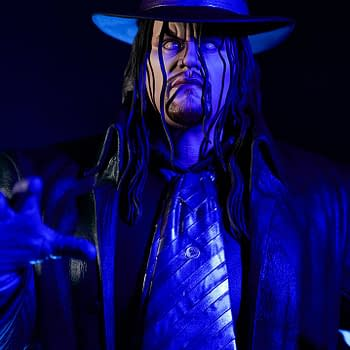 PCS Taking Preorders For New WWE Undertaker Statue