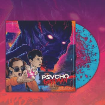 Psycho Gorman Soundtrack Available On Vinyl Form Waxwork Records