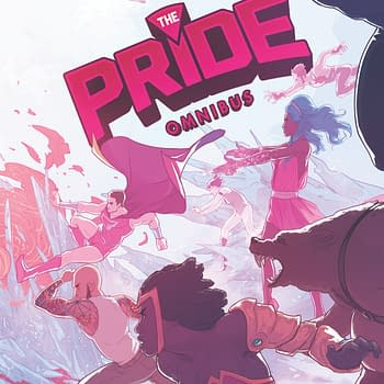 Dark Horse Comics Full Solicits April 2021 &#8211 Take Pride