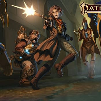 Paizo Has Launched The Pathfinder Guns & Gears Playtest