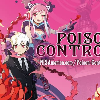 NIS America Releases A Gameplay Trailer For Poison Control