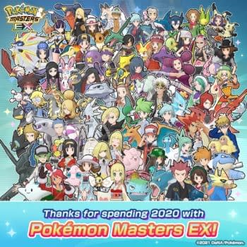 Pokémon Masters EX Launches New Year's Themed Events & More
