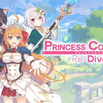 Crunchyroll Officially Launches Princess Connect! Re: Dive