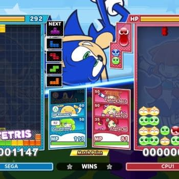 Sonic The Hedgehog Comes To Puyo Puyo Tetris 2