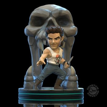 Big Trouble In Little China Jack Burton Q-Fig Arrives from QMx