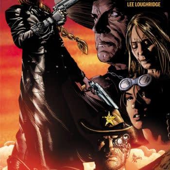 Redemption Exclusive: AWA Studios' Upshot Studios Show Variant Covers