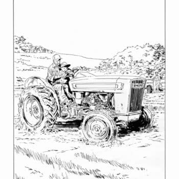 DC Comics Adds Doug Braithwaite To Represent Digital Series