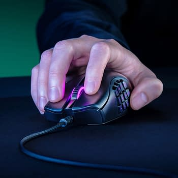 Razer Announces Latest MMO Mouse With The Naga X