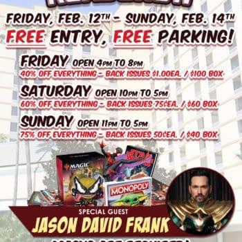 Coliseum of Comics Buys Borderlands Comics & Games in Jacksonville FL