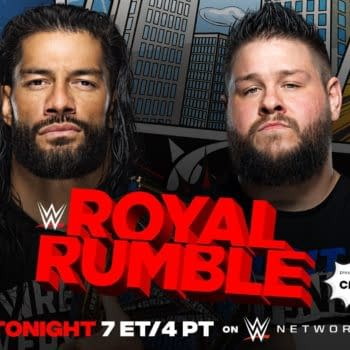 Royal Rumble 2021 - WWE Hates Us So Of Course Roman Wins Over KO