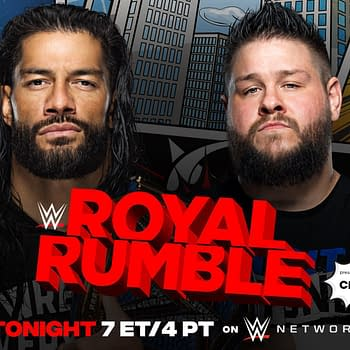Royal Rumble 2021 &#8211 WWE Hates Us So Of Course Roman Wins Over KO