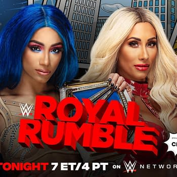WWE Royal Rumble &#8211 Banks Makes a Statement Against Carmella for Title
