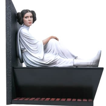 Star Wars Princess Leia Gets New A New Hope Gentle Giant Statue