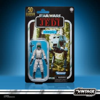 Hasbro Unveils Walmart Exclusive Star Wars Vintage Collection