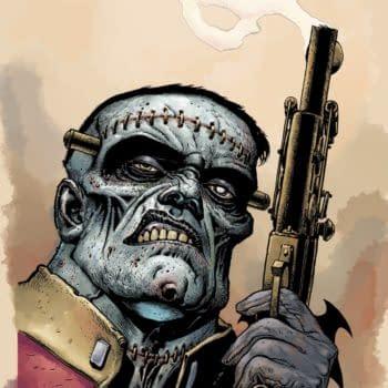 Jeff Lemire Has Two DC Black Label Comics, One With Doug Mahnke