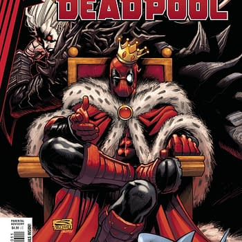 Deadpool Cancelled by Marvel Next Week With #10
