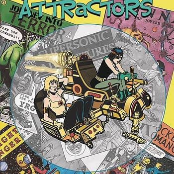 Strange Attractors Returns In April From Its Alive