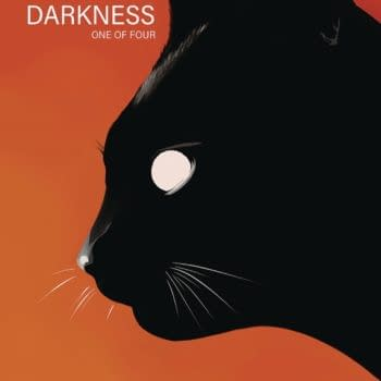 You Promised Me Darkness #1 Launched From Behemoth Comics in April