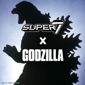 Godzilla Is Coming To Super7 Starting This Summer