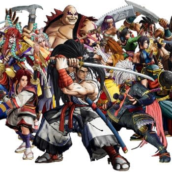 Samurai Shodown Will Be Headed To Xbox Series X In March
