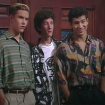 Saved by the Bell: Mario Lopez Supports Dustin Diamond's Cancer Fight