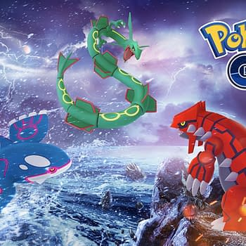Kyogre &#038 Groudon Return To Raids In Pokémon GO Tomorrow