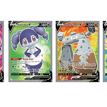 The Full Art Pokémon Cards Of Pokémon TCG: Sword &#038 Shield Part 2