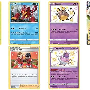 Pokémon TCG Previews Anticipated Shining Fates Set