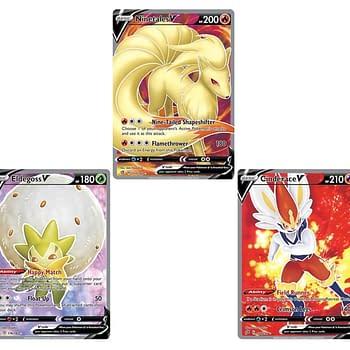 The Full Art Pokémon Cards Of Pokémon TCG: Rebel Clash Part 1